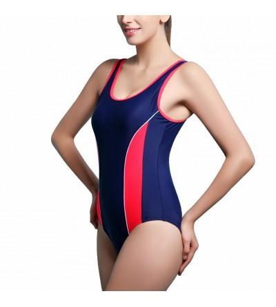 SUITEASY Swimsuit Athletic Slimming Swimwear