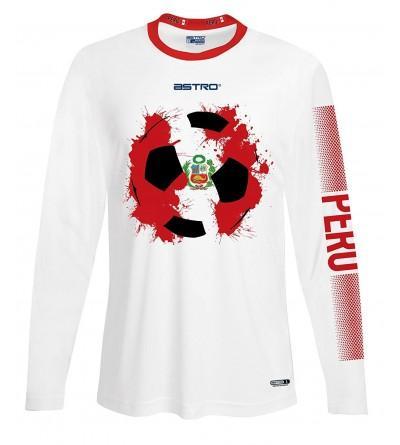 Astro World Sleeve Soccer Shirt