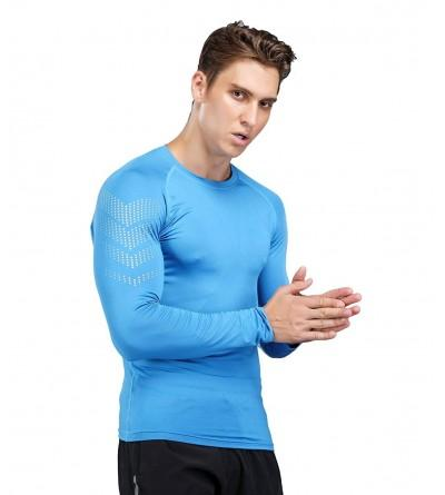 LIERDAR Sleeve Compression Baselayer Workout