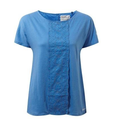 Craghoppers Womens Connie Short Sleeved Top