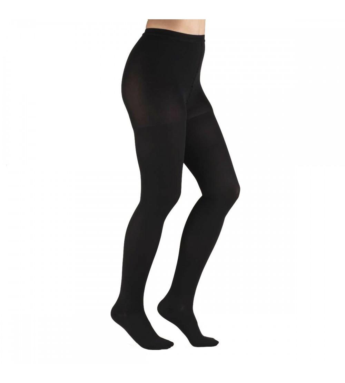 Truform Compression Pantyhose 20 30 Black