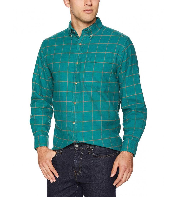 Mountain Khakis Downtown Flannel Shirt