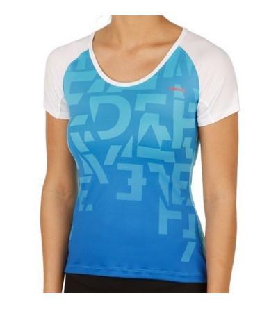 HEAD Tennis Womens Performance T Shirt