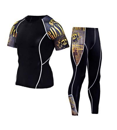 Dancehand Compression Workout Leggings Athletic