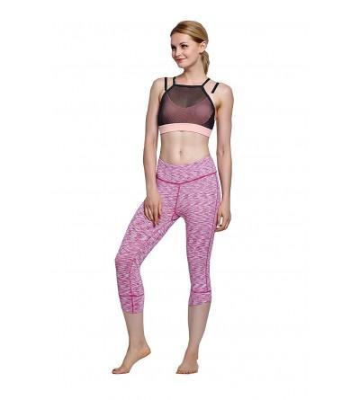 Lotsyle Running Leggings Stretch Fitness