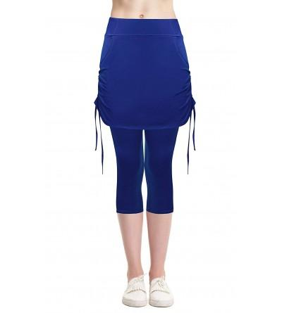 Cityoung Running Cropped Leggings Protection
