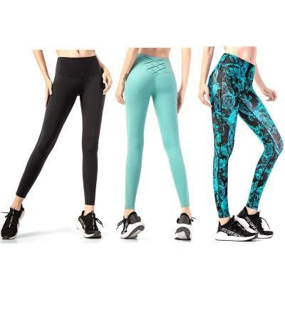 KSUA Leggings Stretch Workout Running