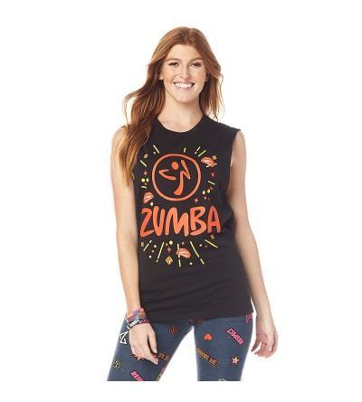 Zumba Unisex Workout Fashion XXL