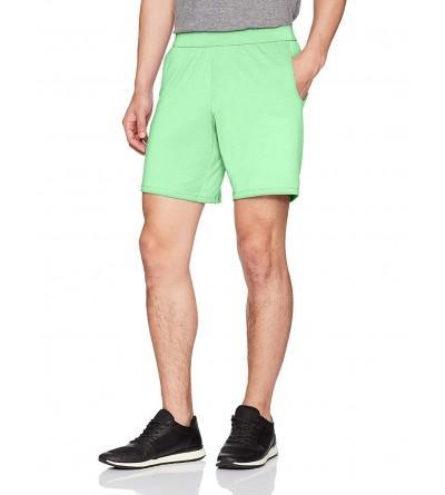 REDVANLY Mens Devoe Short Shorts