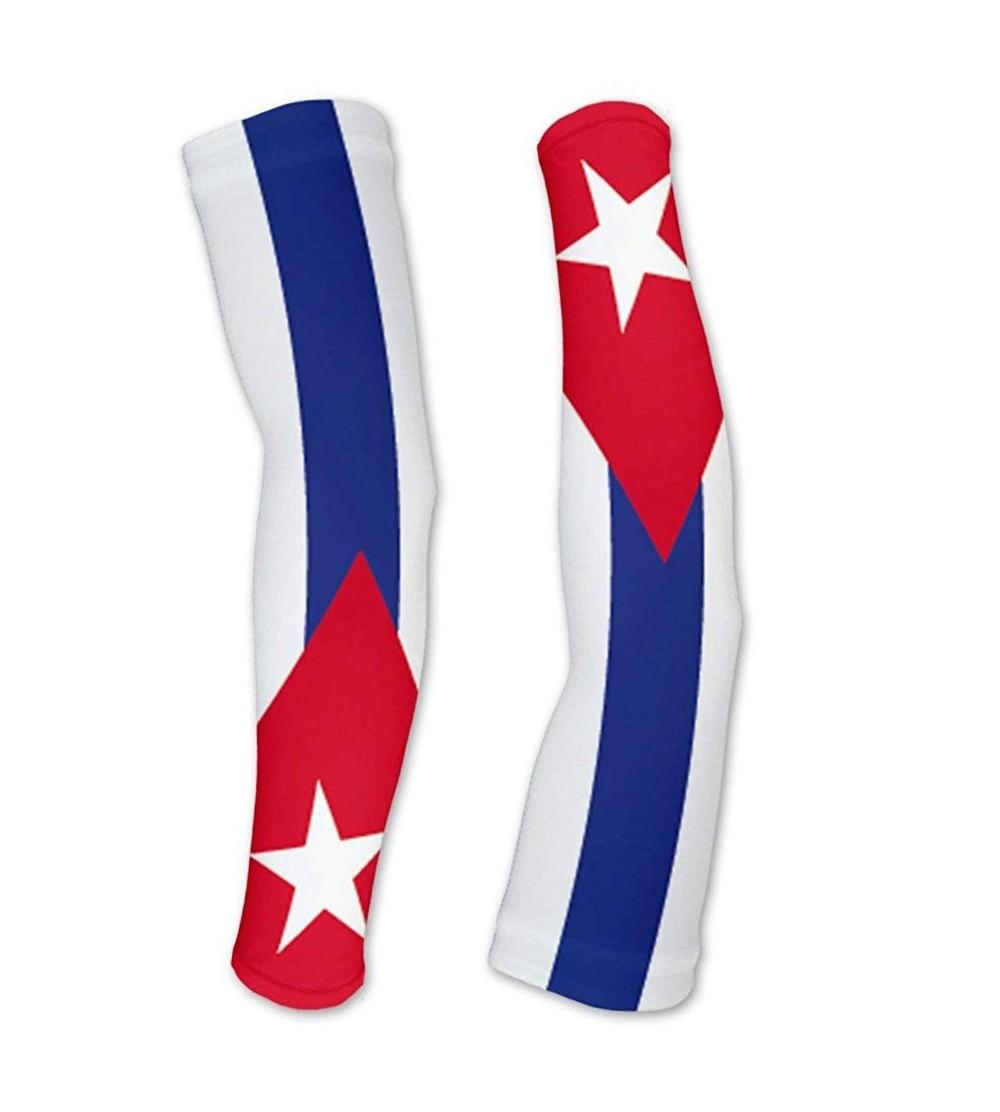 Cuba Compression Sleeves Protection Unisex