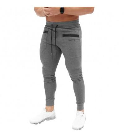 Mechaneer Sweatpants Bodybuilding Sportswear Trousers