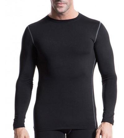 LANBAOSI Fleece Thermal Underwear Compression