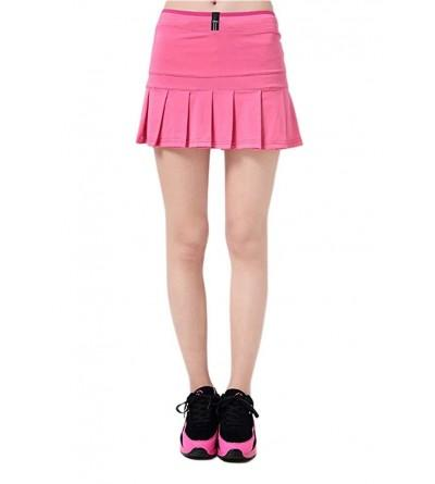 G Fengshang Womens Running Skorts Pleated
