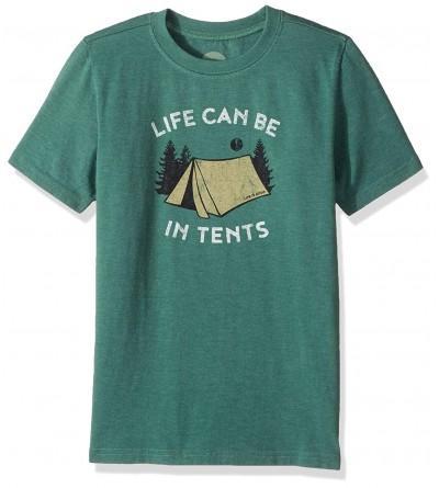 Life Good Tents Htfrgr T Shirt