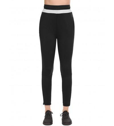 Zeagoo Pockets Full Length Workout Leggings