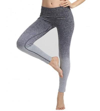 Payeel Womens Gradient Active Leggings
