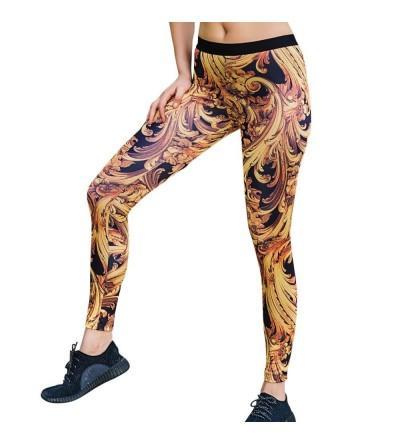 Womens Running Workout Sports Leggings