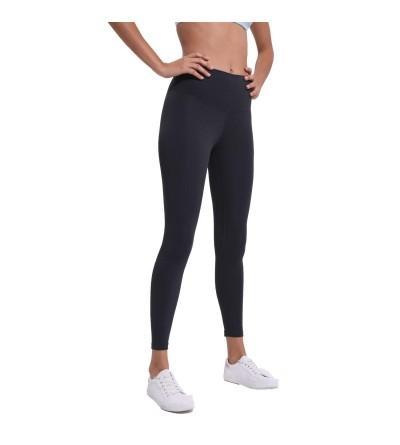 GJONS Exercise Waisted Leggings Black S