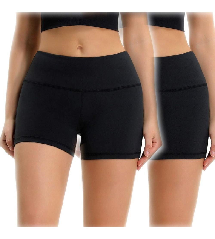 Osne4u Womens Yoga Running Shorts