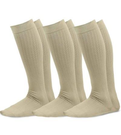 TeeHee Microfiber Compression Socks 3 Pack