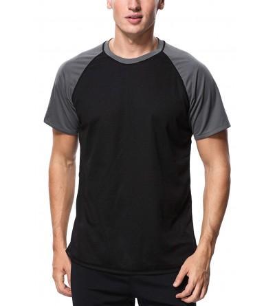 Vegatos Sleeve Rashguard Shirts Workout