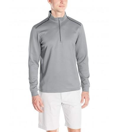 Greg Norman Mens Zip Pullover
