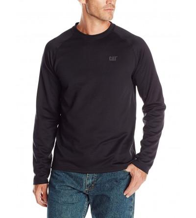 Caterpillar Mens Layer Sleeve Thermal