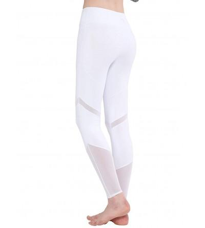 LaiEr Stretch See Through Running Leggings