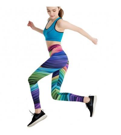 Digital Printed Full Length Workout Leggings