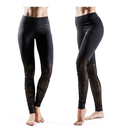EJAYOUNGer Compression Leggings See Through Moisture
