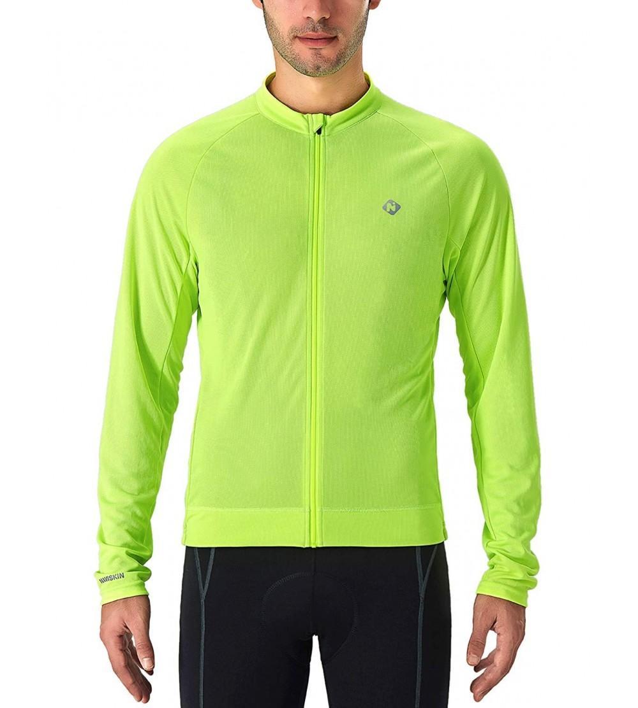 NAVISKIN Cycling Jersey Sleeve Biking