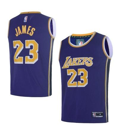 OuterStuff Angeles Lakers LeBron Basketball