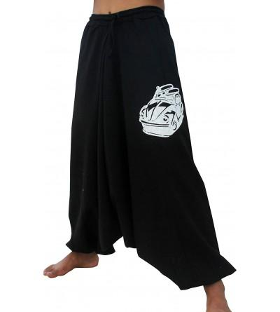 RaanPahMuang Aladdin Pants Cotton Elastic