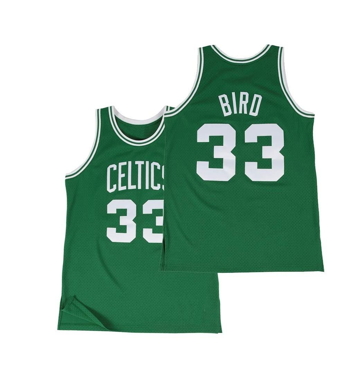 Jersey Larry Athletics Boston Basketball