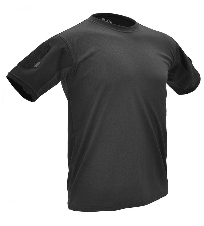 HAZARD Battle T Quickdry Patch T Shirt