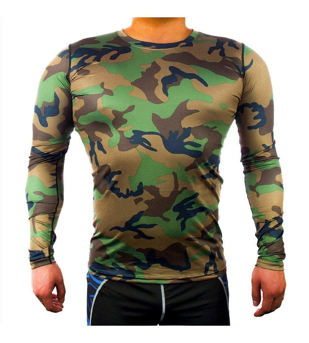 ZHPUAT Compression Fitness Running Baselayer