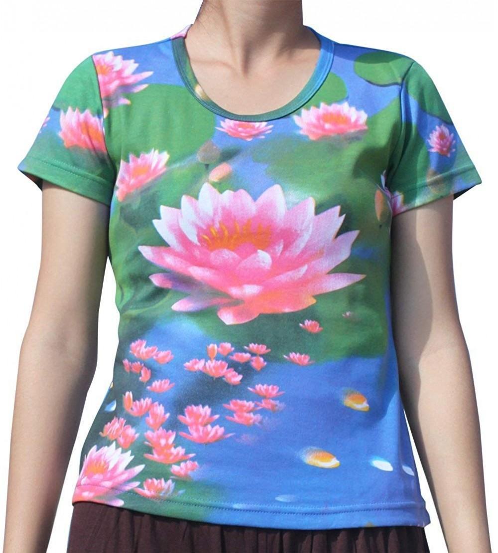 Raan Pah Muang Ladies T Shirt