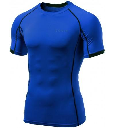 TSLA Compression Baselayer Sleeve Shirts