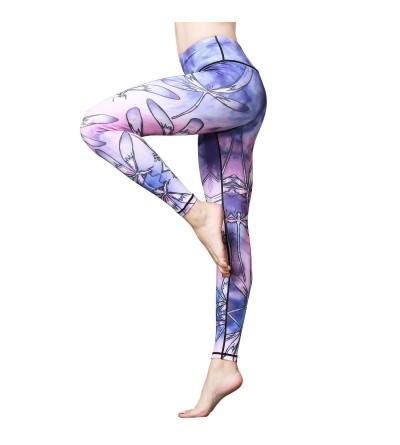 Witkey Printed Leggings Workout Fitness