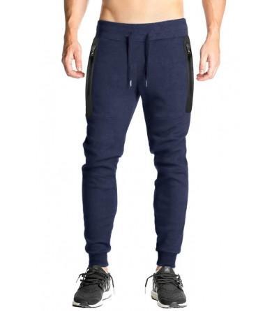FASKUNOIE Joggers Running Sweatpants Pockets