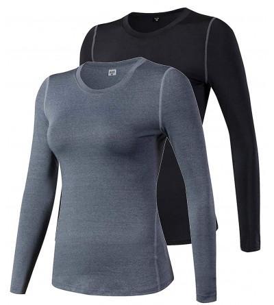 HuaTu Performance Compression Sleeve Shirts