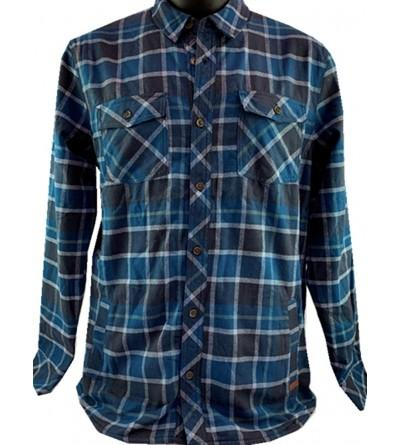 Voyager Sleeve Lined Flannel Shirt