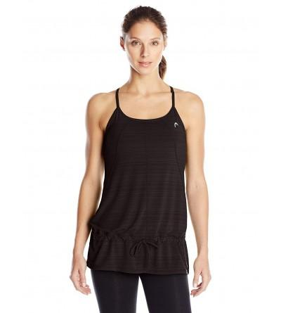 HEAD Womens Serena Drawstring Cami