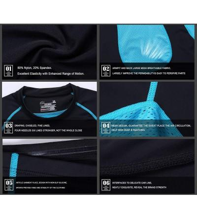 Designer Men's Sports Compression Apparel Online