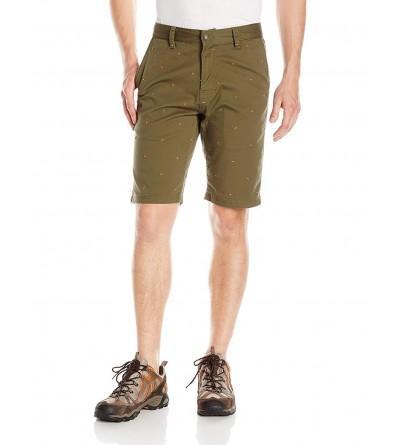 prAna M3TABL116 Table Chino Shorts