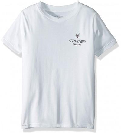 Spyder Vintage Organic Cotton T shirt