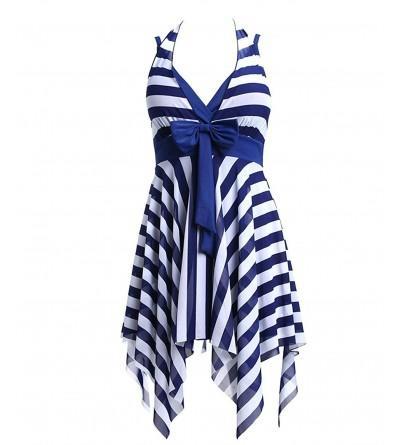 Cinyifan Womens Tankini Swimsuit Bathing