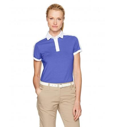 REDVANLY Womens Scholes Polo Tee