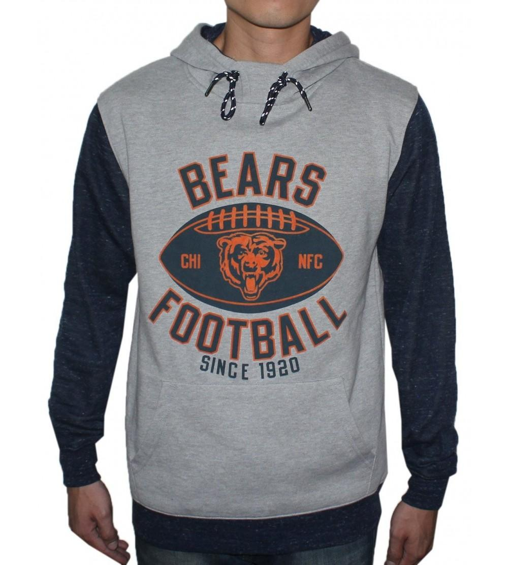 Mens CHI BEARS Athletic Sweatshirt