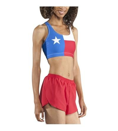 BOA Womens Flag Sports Bra
